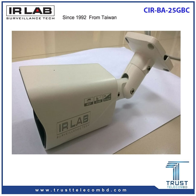 IRLAB CIR-BA-23GBC 2MP Metal BULLET  HD Camera