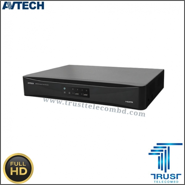 Avtech DGD 1308 8 Channel  1080P HD DVR