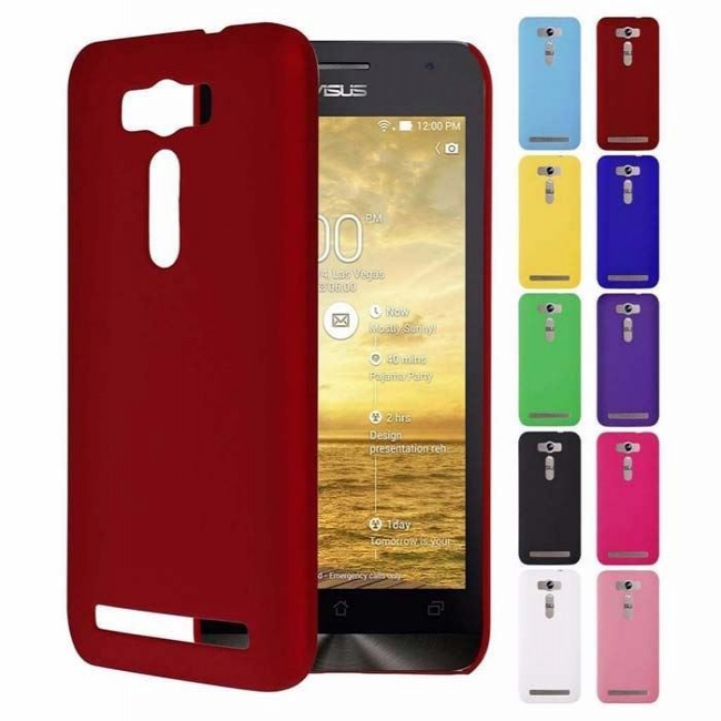 Frosted Back Case For Asus Leaser-2