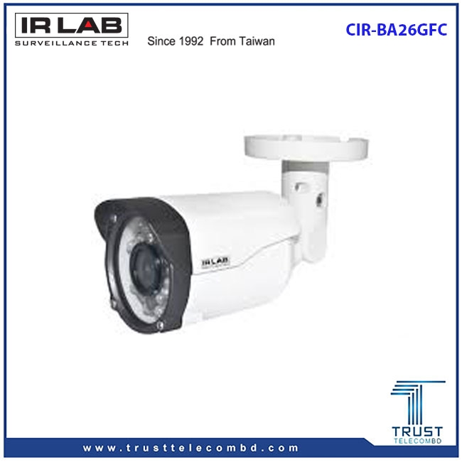 IRLAB 2 MP CIR-BA26GFC BULLET HD Camera