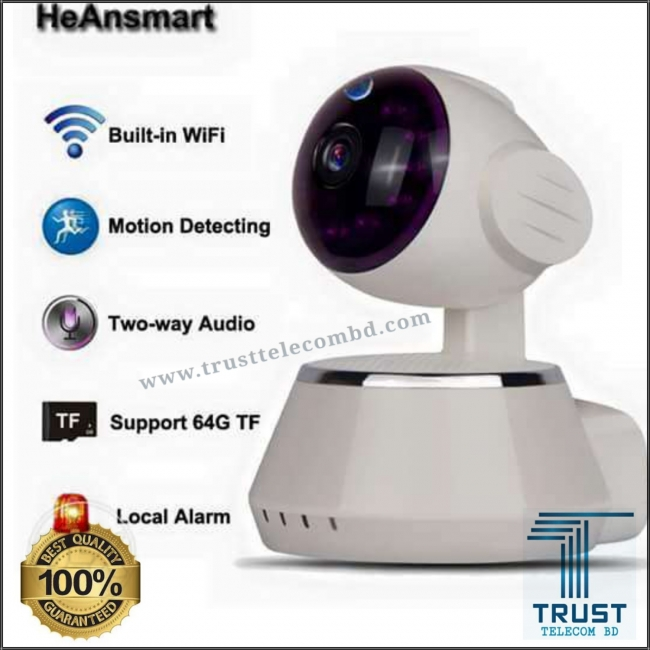 V380 Wifi IP Security Camera - 50% OFF