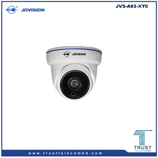 Jovision 1MP HD Dome Camera JVS-A63-XYC