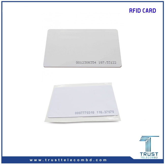RFID SC103 ID Card Proximity Time Attendance Card