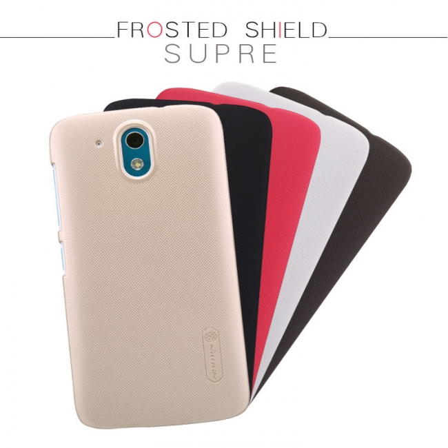 Frosted Back Case For HTC Desire-526