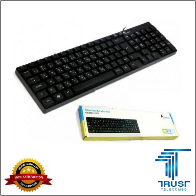 Apoint Tech Slim USB Keyboard