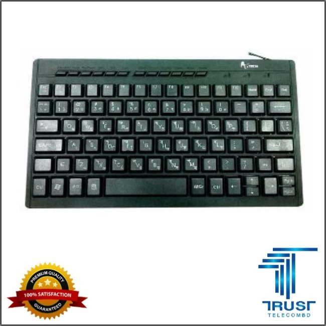 A.Tech Mini USB Multimedia Keyboard
