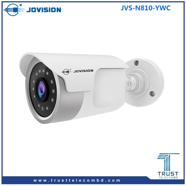 Jovision 2MP Smart Night Vision IP Bluet Camera JVS-N810-YWC