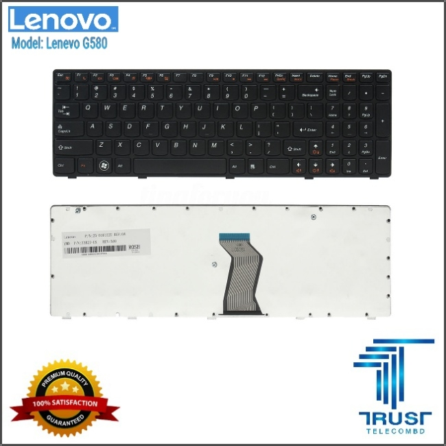 Lenovo G580 Keyboard (UK Version)