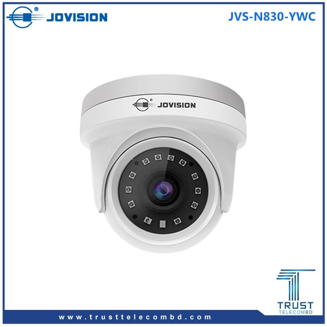 Jovision 2MP Smart Night Vision IP Camera JVS-N830-YWC