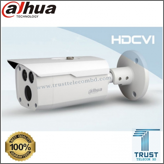 Dahua HAC-HFW-1200DP 2MP HDCVI IR BULLET CAMERA