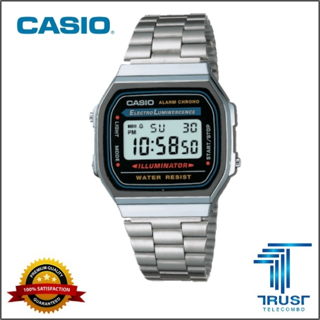 Casio Men's Vintage Retro Digital Watch